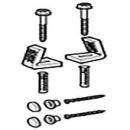 Befestigungsmaterial für WC-Keramik AquaClean Sela, bodenstehend (242.974.00.1)