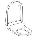 Sitz und Deckel komplett für Geberit AquaClean Sela weiss-alpin (242.810.11.1)