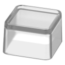 Glasdeckel Liv, matt zu Seifenspender Savonette (BA58XX816)