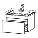 Waschtischmöbel Duravit DuraStyle, Breite 58 cm...