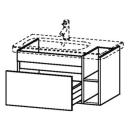 Waschtischmöbel Duravit DuraStyle, Breite 73 cm...