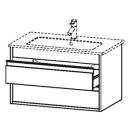Waschtischmöbel Duravit Ketho Breite 80 cm,...