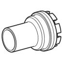 Abgangsrohr Ø 56 mm zu Duschwannenablauf Ø 90 mm (243.575.00.1)