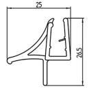 Wasserabweisprofil Magic Länge 99 cm (250313)