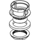 Bassin zu Ablaufventil für Kunststoffspülkasten Laufen (8.9105.3)