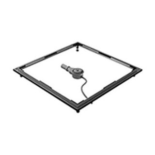 Einbau-System-RahmenKaldewei ESR 90 x 90 cm