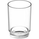 Glas und SeifenspendergehäuseTritan-Glas unzerbrechlichzu 4133 949 / 957960 / 749 / 7...