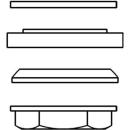 Befestigungsset M34 x 1.5zu diversen Mischer (5.77033)