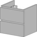 Waschtischmöbel Alterna pro SBreite 51 cm, Höhe 49 cmTiefe 36,5 cm2 Schubladen