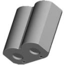 Lithium-Batterie 6Vzu diversen Mischer(7.73006.000.000)