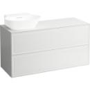 Waschtischmöbel Laufen NewClassic, Breite 118 cmHöhe 60 cmTiefe 45 cm