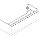 Waschtischmöbel Alterna zeroplus, Breite 121,9cm,Höhe 35cmTiefe 48,2 cm1 Schublade