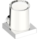 Seifenspender Keuco Edition 90Inhalt 0,18 Liter, BehälterKristallglasRosette rund