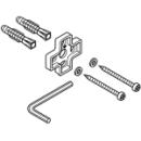 Befestigungs-Set für alleDuravit Stark T Accessoireszu 4221 711 - 768(1004730000)