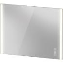Lichtspiegel Duravit XViu IconB x H x T = 102 x 80 x 4 cminkl. SpigelheizungLED Beleu...