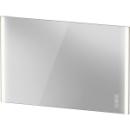Lichtspiegel Duravit XViu IconB x H x T = 122 x 80 x 4 cminkl. SpigelheizungLED Beleu...