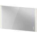 Lichtspiegel Duravit XViu IconB x H x T = 132 x 80 x 4 cminkl. SpigelheizungLED Beleu...