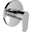 Duschenmischer-EndmontagesetArwa NewclassicAbdeckplatte rund
