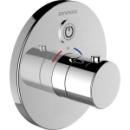 Thermostatischer UnterputzDuschmischer Sanimatic UPAbdeckplatte rund