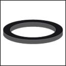 Gummi-Ring Beutel zu 10 Stk. 1 1/4 39 X 28 X 2 MM