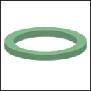 HD-Ring Tesnit / Beutel zu 10 Stk. 1 1/4 39 X 30 X 2 MM