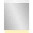 Lichtspiegel EuraspiegelBen LEDBreite 60 cmHöhe 80 cm