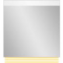 Lichtspiegel EuraspiegelBen LEDBreite 80 cmHöhe 80 cm