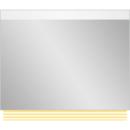 Lichtspiegel EuraspiegelBen LEDBreite 120 cmHöhe 80 cm