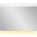 Lichtspiegel EuraspiegelBen LEDBreite 130 cmHöhe 80 cm
