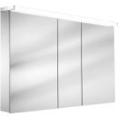 Spiegelschrank Alternaintensa LEDB x H x T =130 x 72,5 x 12 cm