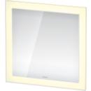 Lichtspiegel Duravit WhiteTulip Sensor, 75 x 75 cm