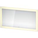 Lichtspiegel Duravit WhiteTulip Sensor, 135 x 75 cm
