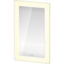 Lichtspiegel Duravit WhiteTulip App, 45 x 75 cm