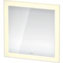 Lichtspiegel Duravit WhiteTulip App, 75 x 75 cm