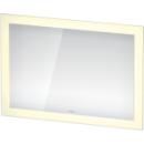 Lichtspiegel Duravit WhiteTulip App, 105 x 75 cm
