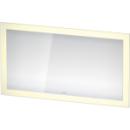 Lichtspiegel Duravit WhiteTulip App, 135 x 75 cm