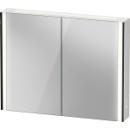 Spiegelschrank DuravitXViu Icon, B x H x T =102 x 80 x 15,6 cm3 Doppelspiegeltüren