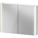Spiegelschrank DuravitXViu Icon, B x H x T =102 x 80 x 15,6 cm2 Doppelspiegeltüren