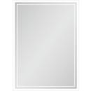 Lichtspiegel EuraspiegelYannik LED, 45 x 70 cm3D-OptikBeleuchtung 29 W